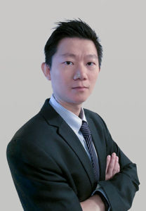 Eric Chang portrait